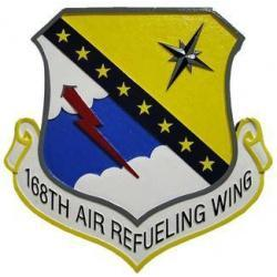 168th Air Refueling Wing Painted