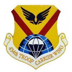 434th Troop Carrier Seal Plaque