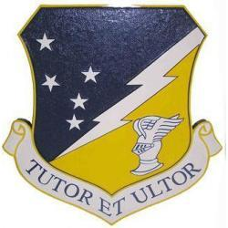 49th Fighter Wing Crest