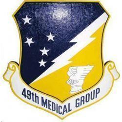49th Medical Group Crest