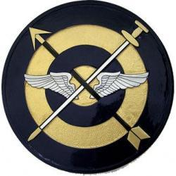 55th Fighter Squadron Insignia Plaque