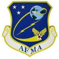 Air Force Manpower Agency AFMA plaque