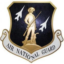 Air National Guard Alternate Design Seal Plaque