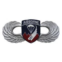 Airborne Wing Painted
