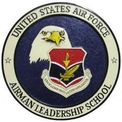 Airman Leadership School Seal Plaque