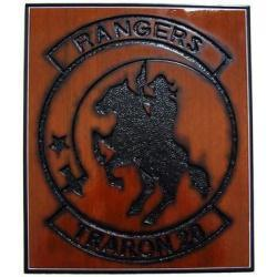 Branded Effect Rangers Traton Seal Plaque