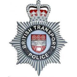 British Transport Police Badge