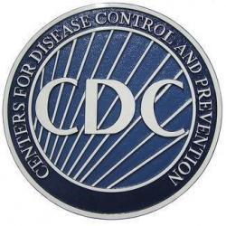 CDC Seal Plaque
