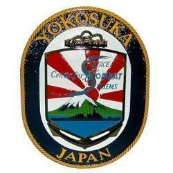 Center for Surface Combat Systems Detachment Yokosuka Japan Plaque