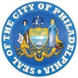 City of Philadelphia Seal Plaque