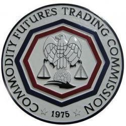 Commodity Futures Trading Commission Seal Plaque