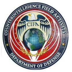 Counterintelligence Field Activity Plaque