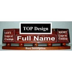 Custom Military Desk Nameplate
