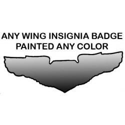 Custom Wings Standard Size Painted Finish