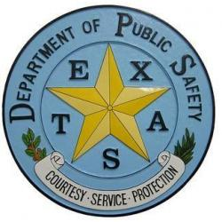 Dept of Public Safety Seal Plaque