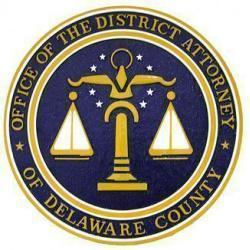 District Attorney Plaque Custom Made
