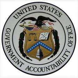 Government Accountability Office Seal Plaque