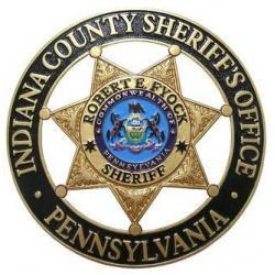 Indiana County Sheriff Office new Seal Plaque