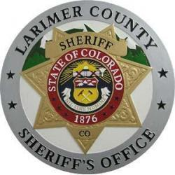 Larimer County Sheriff Office Seal Plaque