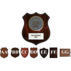 Military Presentation Plaque Custom Design