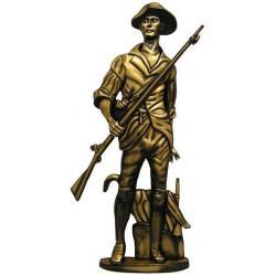 Minuteman Wall Plaque
