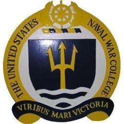 Naval War College Crest