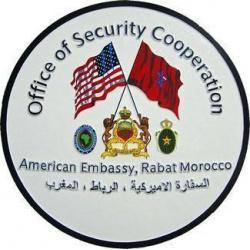 Office of Security Cooperation Seal Plaque
