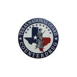 Texas National Guard Seal Plaque