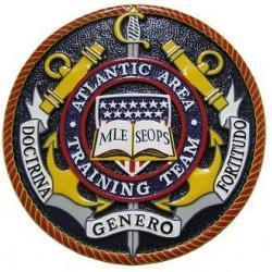 USCG Atlantic Area Seal Plaque