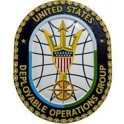 USCG Deployable Operations Group Seal