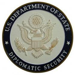 US Department of State Diplomatic Security