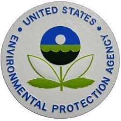 US Environmental Protection Agency Seal Plaque