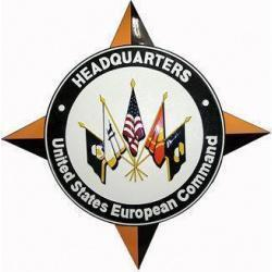 US European Command Seal