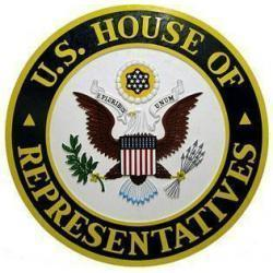 US House of Representatives Seal Plaque