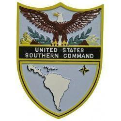 US Southern Command Seal Plaque