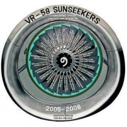 VR-58 Sunseekers Navy Deployment Plaque