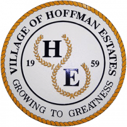 Village of Hoffman Estates Seal Plaque