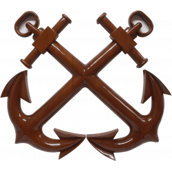 boatswain-insignia-plaque
