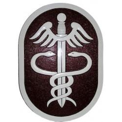 caduceus plaque