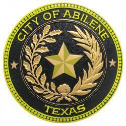 city-of-abilene-texas-seal-plaque 1823890846