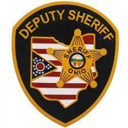deputy sheriff badge plaque seal 16033208