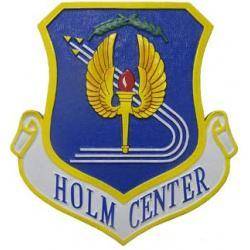holm center air force university emblemplaque