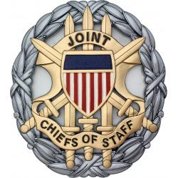 joint chiefs of staff official seal plaque