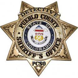 pueblo county sheriffs office badge