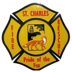 st charles fire rescue team