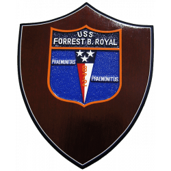 uss_forrest_b_royal_presentation_plaque