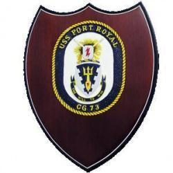 uss port royal cg73 ships crest9