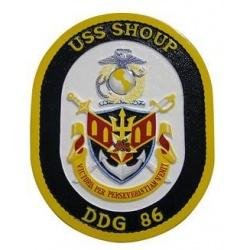 uss shoup ddg 86