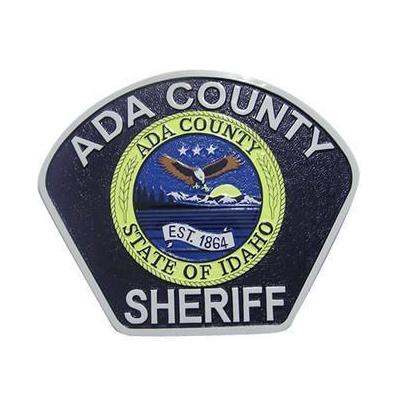 Ada County Sheriff Seal Plaque