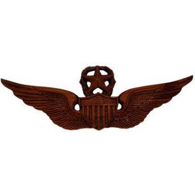 Army Master Aviator Insignia Plaque